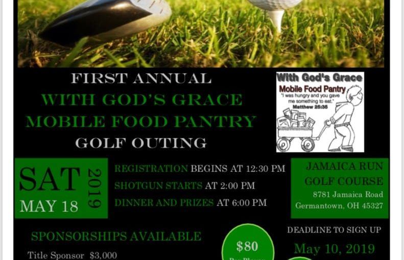 With God's Grace Golf Outing